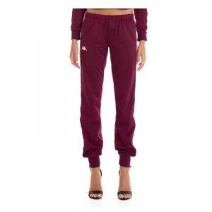 Womens Kappa Banda Wastoria Track Pants Violet-Pink