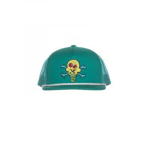 Ice Cream Cones Trucker Hat Tarmac