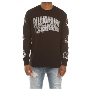 Billionaire Boys Club Arch Script Long Sleeve Black