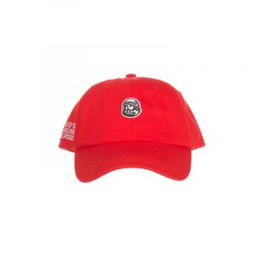 Billionaire Boys Club HM Dad Hat Red