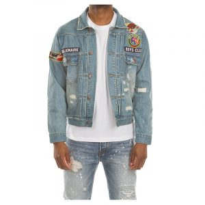 Billionaire Boys Club Moonwalker Jacket Blue