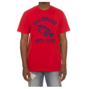 Billinoaire Boys Club Trainee Tee Red