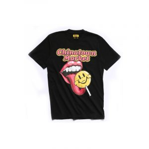 Chinatown Market Lollipop Tee Black