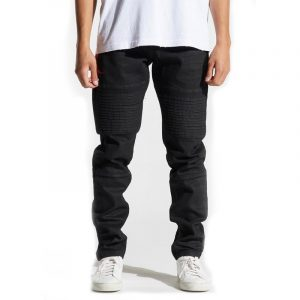 crysp denim arctic denim black