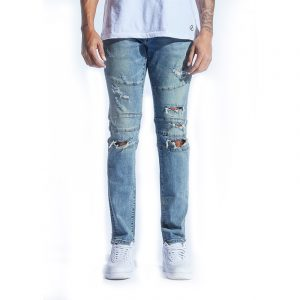 Crysp Denim Montana Denim Blue Crash
