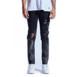 crysp denim skywalker denim dark blue rust