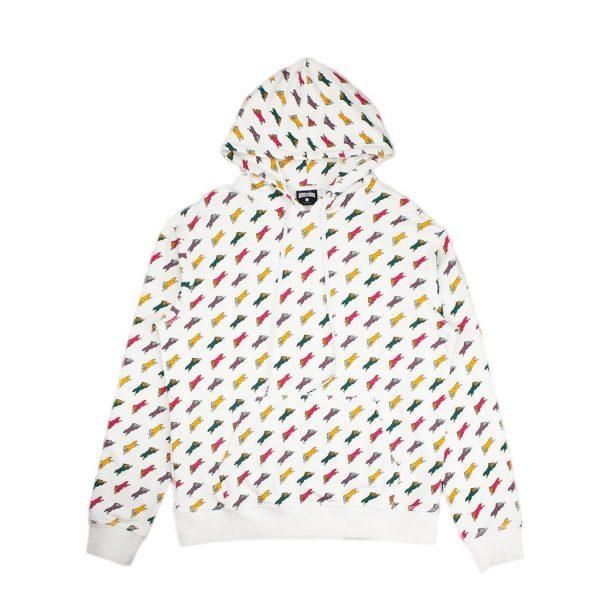 ice cream terry hoodie