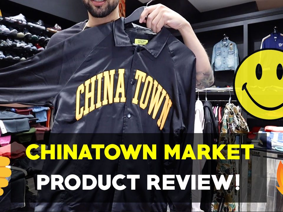 Chinatown Market Product review video