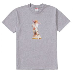 Supreme Cupid Tee Grey