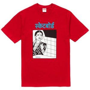 Supreme Bombay Tee Red