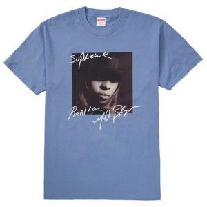 Supreme Mary J. Blige Tee Slate