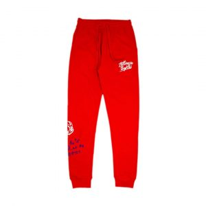Billionaire Boys Club Wealth Pants Red