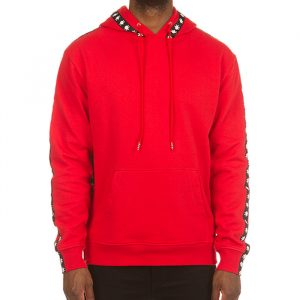 Ice Cream Cruz Hoodie front red